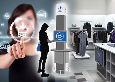 AR813A Retail technology